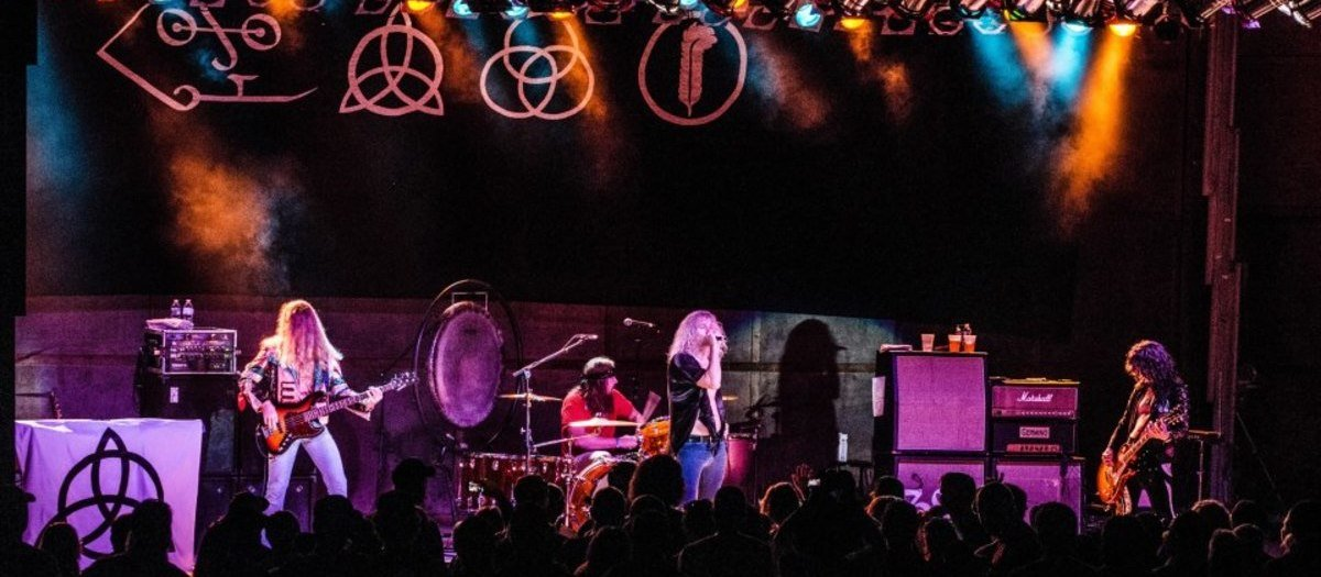 Zoso - The Ultimate Led Zeppelin Experience (Rescheduled from June 6, 2020)