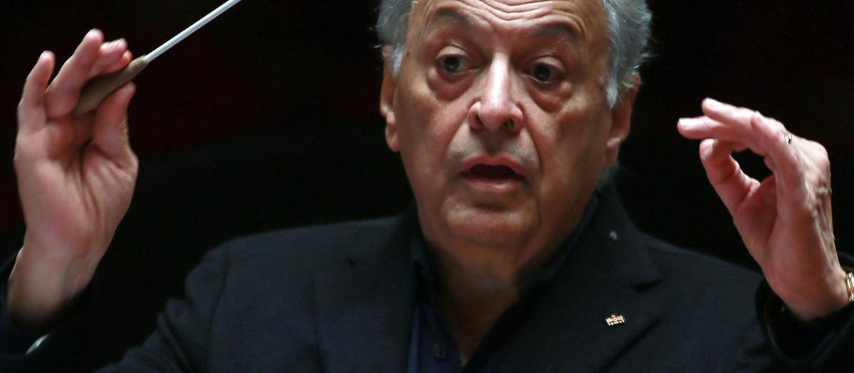 Zubin Mehta Tickets
