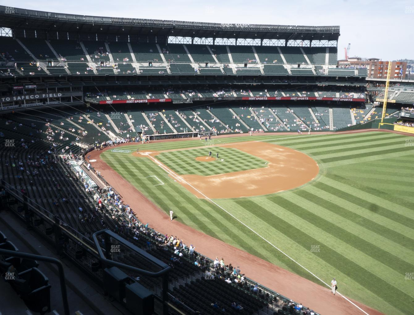 MLB at T-Mobile Park Section 314 View