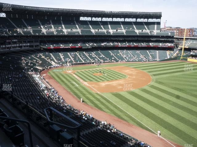 T-Mobile Park Section 314 view