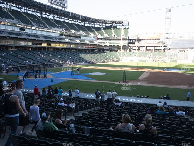 Guaranteed Rate Field Section 123 view