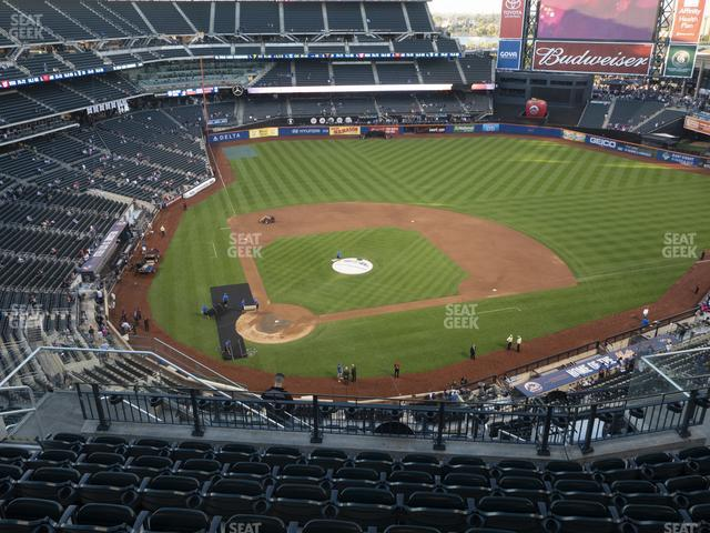 Citi Field Section 510 view