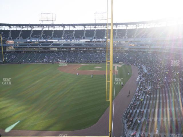 Guaranteed Rate Field Section 357 view