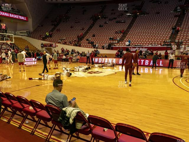 Assembly Hall - IN Section 8 view