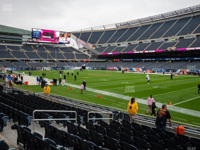 Soldier Field Section 103 view