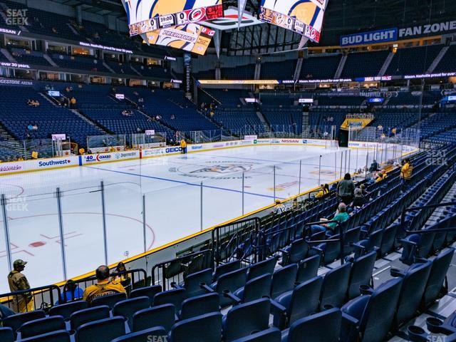 Bridgestone Arena Seat Views Seatgeek