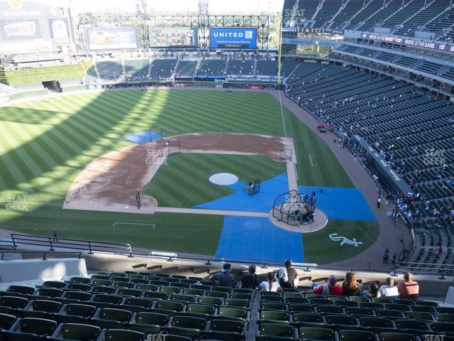 Guaranteed Rate Field Section 537 view