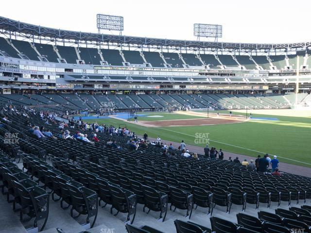 Guaranteed Rate Field Section 113 view