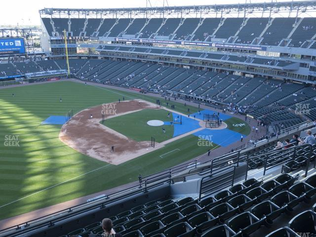 Guaranteed Rate Field Section 546 view