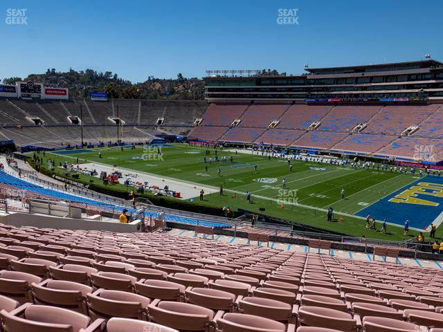 Rose Bowl Upper 7 H view