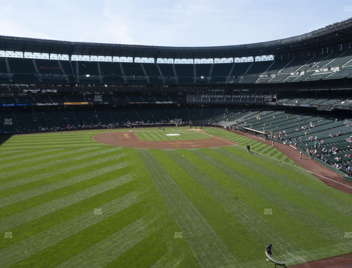 Seattle Mariners at T-Mobile Park Section 184 View