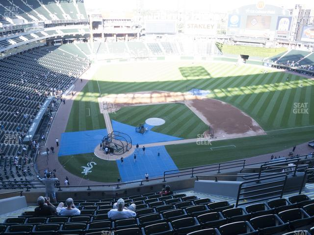 Guaranteed Rate Field Section 528 view