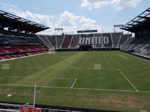 Audi Field GA Supporters 136 view