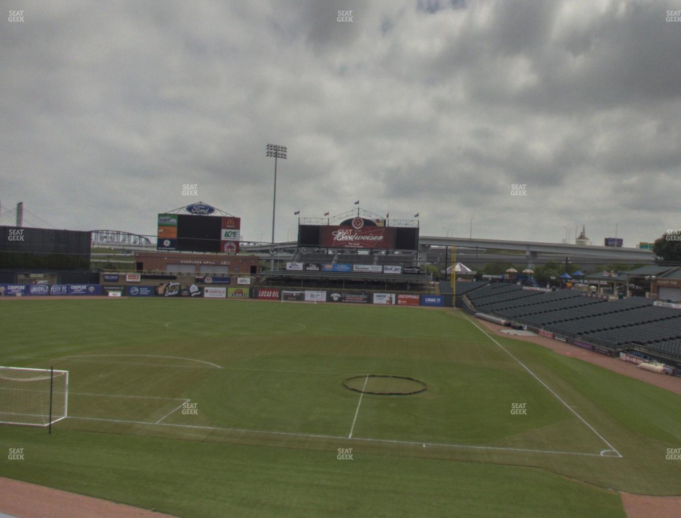 Louisville Slugger Field Section 219 Seat Views Seatgeek