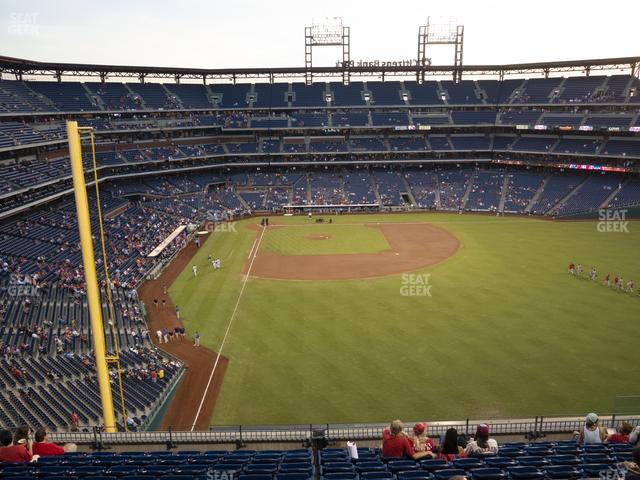 Citizens Bank Park Section 304 view
