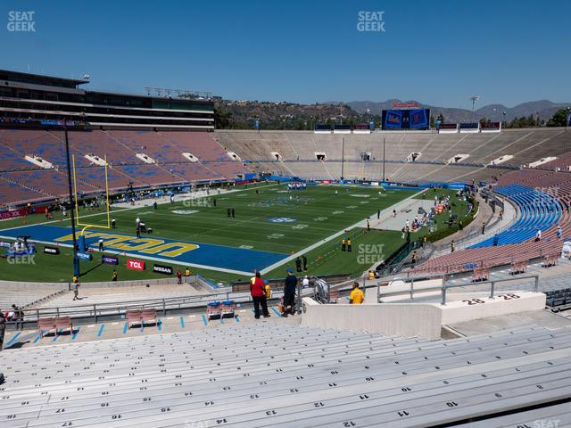Rose Bowl Upper 28 L view
