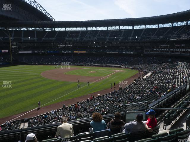 T-Mobile Park Section 247 view
