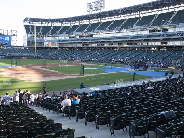Guaranteed Rate Field Section 144 view