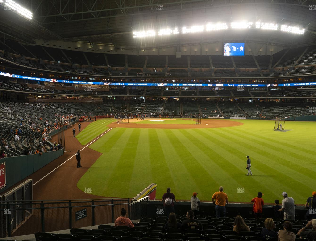 Minute Maid Park Section 152 Seat Views Seatgeek