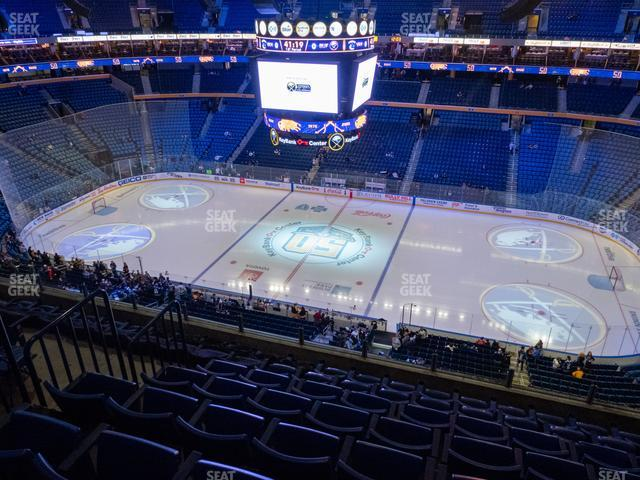 KeyBank Center Section 305 view
