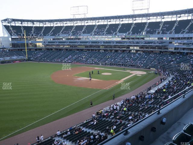 Guaranteed Rate Field Section 350 view