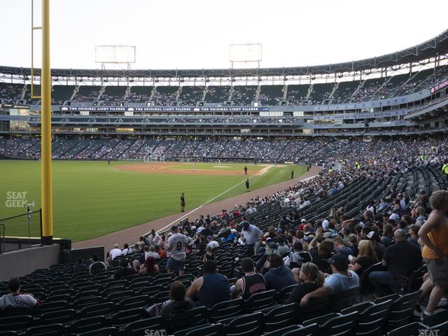 Guaranteed Rate Field Section 155 view