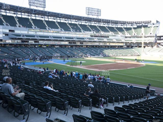 Guaranteed Rate Field Section 117 view
