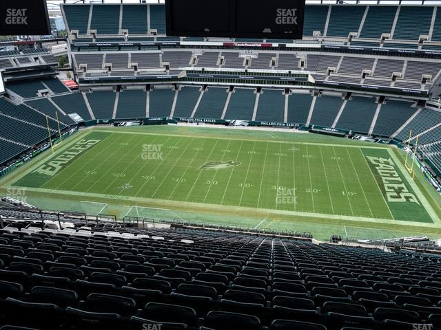Lincoln Financial Field Section 226 view