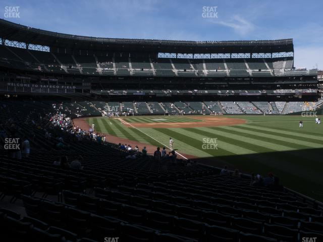 T-Mobile Park Section 111 view