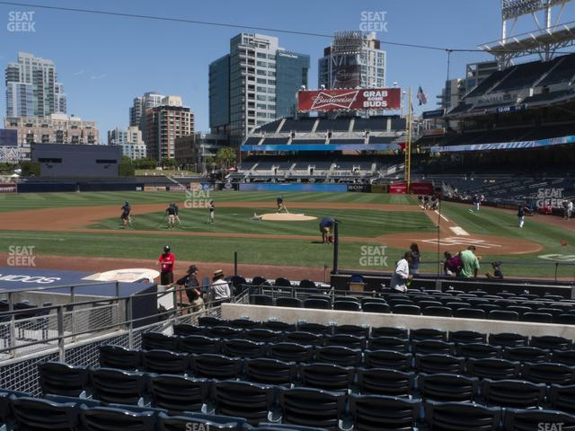Petco Park Section 106 view
