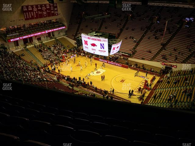 Assembly Hall - IN Section HH view