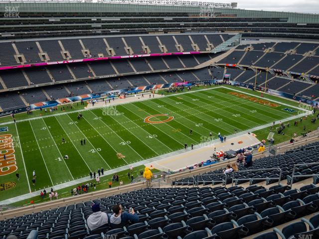 Soldier Field Section 441 view