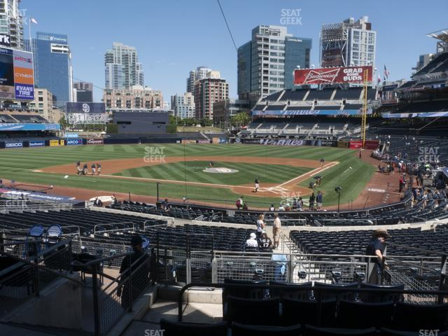 Petco Park Premier Club D view