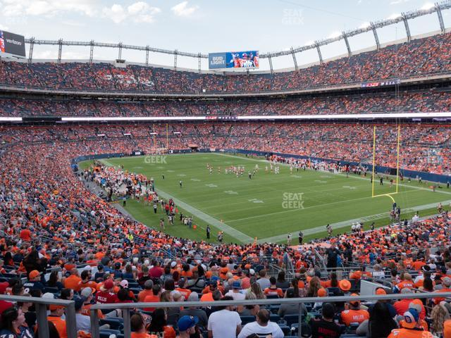 Empower Field at Mile High Section 236 view