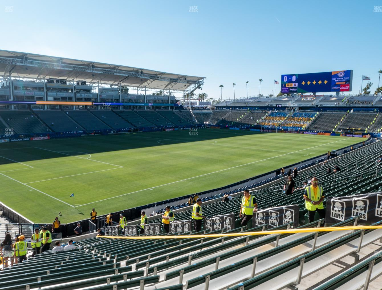 Dignity Health Sports Park Section 137 Seat Views | SeatGeek