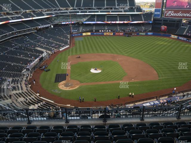 Citi Field Section 509 view