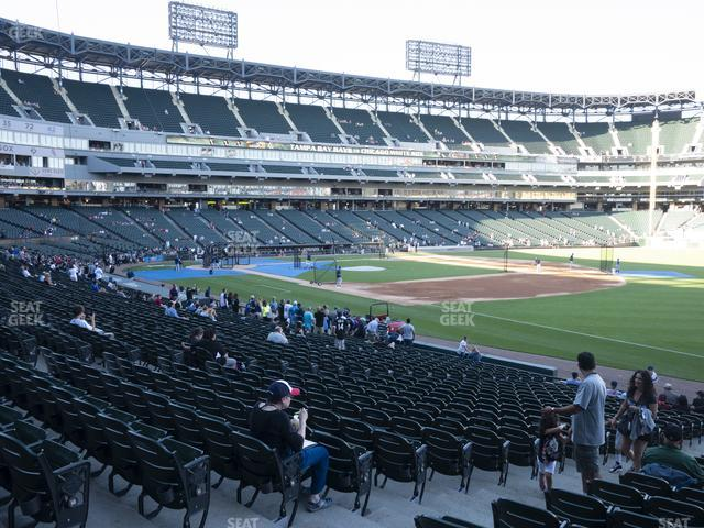 Guaranteed Rate Field Section 116 view