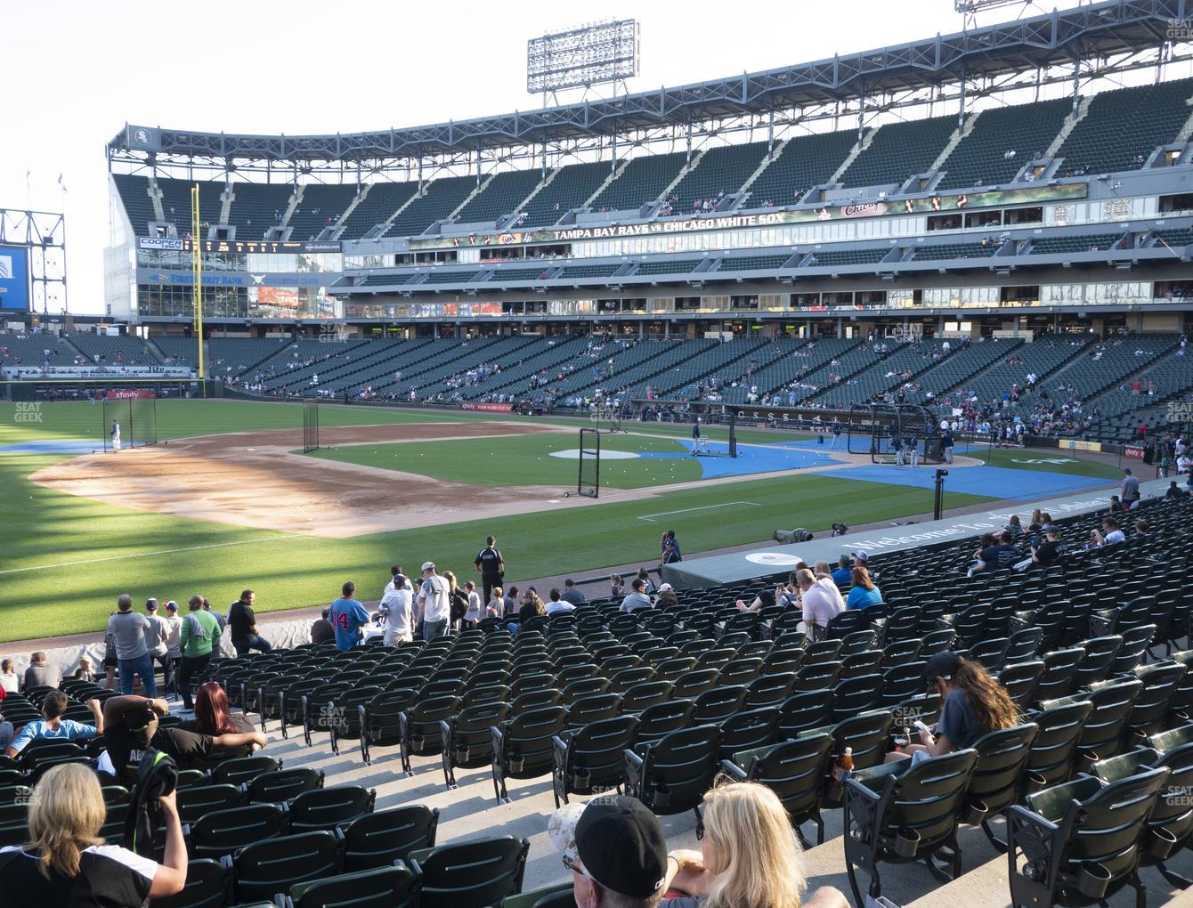 Chicago White Sox at Guaranteed Rate Field Section 145 View