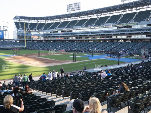 Guaranteed Rate Field Section 145 view