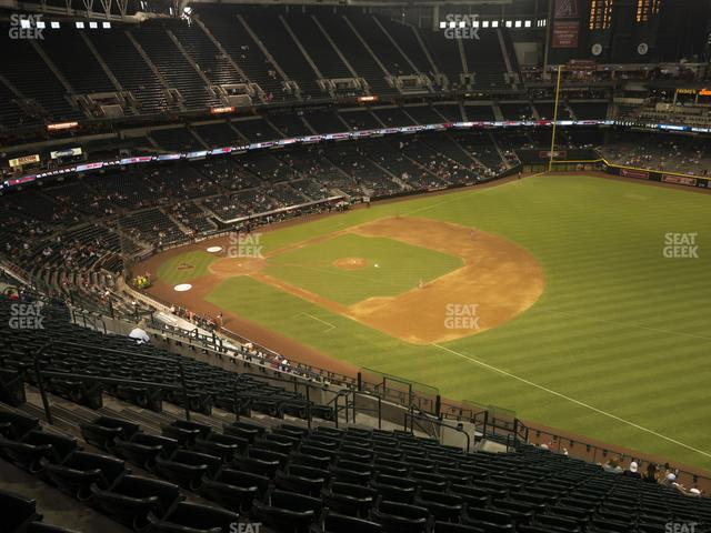 Chase Field Section 305 view