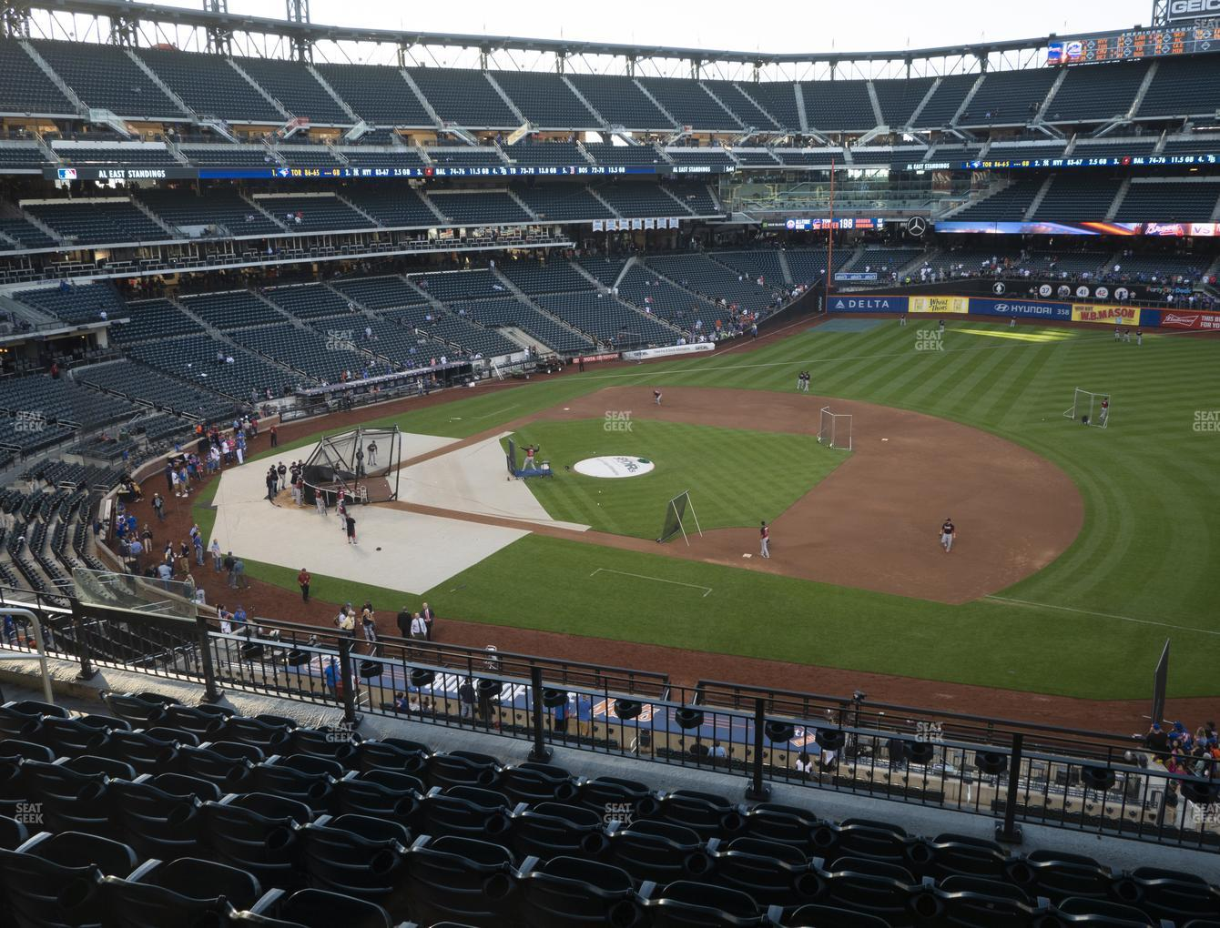 Citi Field Section 310 Seat Views Seatgeek