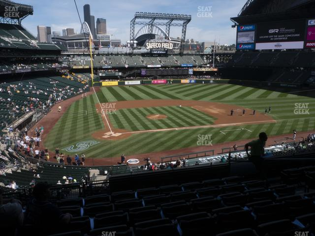 T-Mobile Park Section 227 view