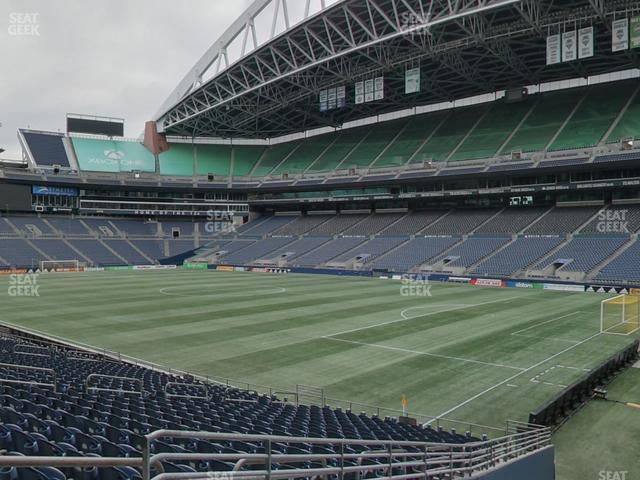 CenturyLink Field Section 103 view