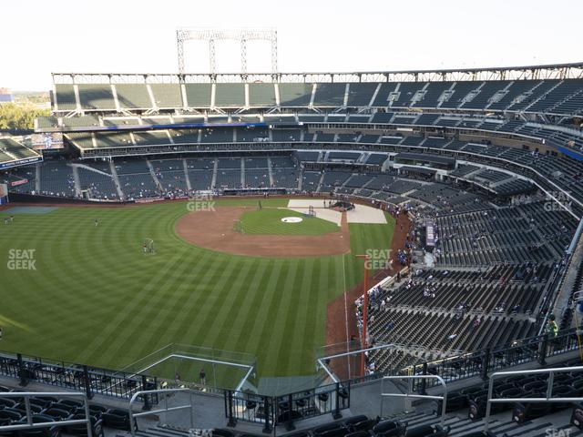 Citi Field Section 532 view