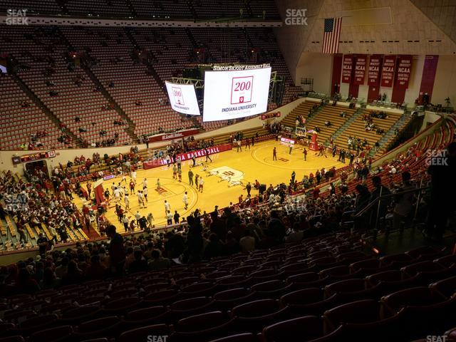 Assembly Hall - IN Section L view