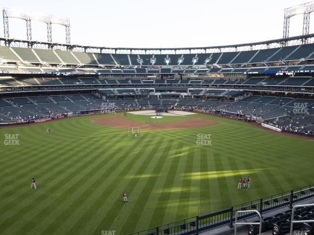 Citi Field Section 339 view
