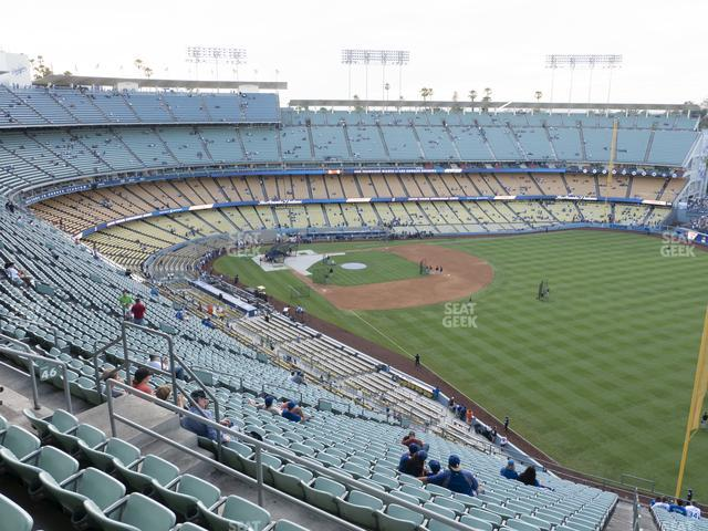 Dodger Stadium Reserve 46 view