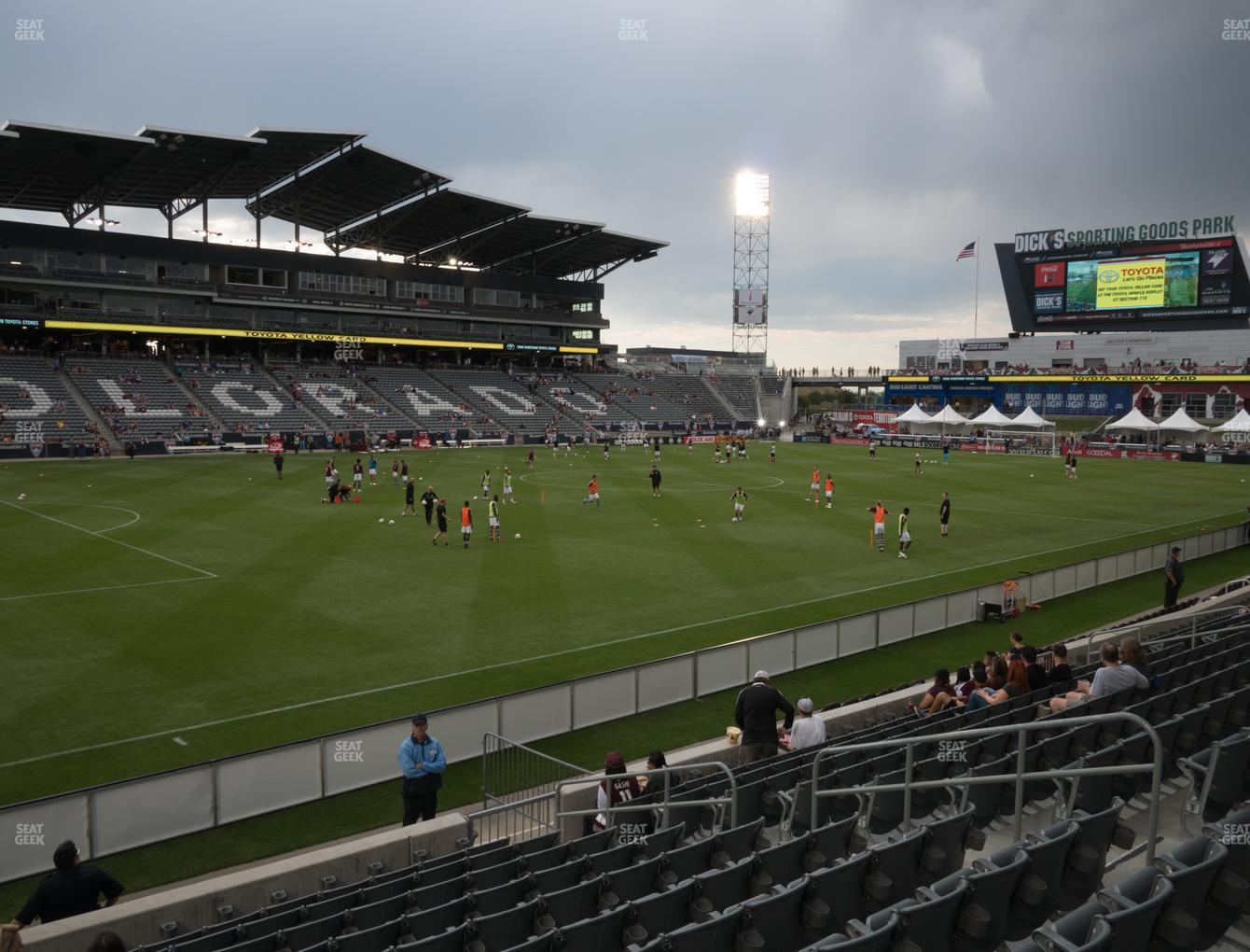 online store 8d1da 0c4cf Dick's Sporting Goods Park Section 111 Seat Views | SeatGeek