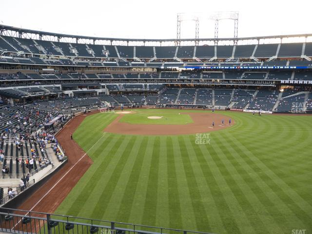 Citi Field Section 302 view