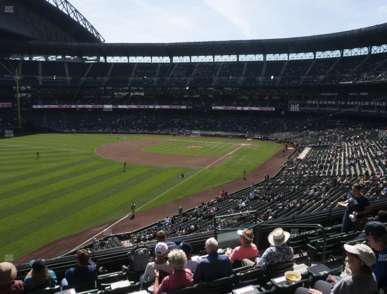 Seattle Mariners at T-Mobile Park Section 249 View